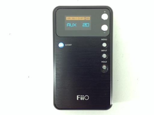 Amplificador Hifi Fiio E17