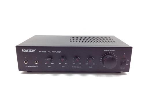 Amplificador Hifi Fonestar Fs