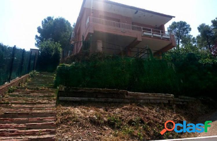 Casa en Castellar del Valles, el balcó