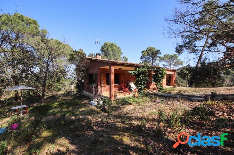 Casa en planta con parcela de 1583 m2 en las Ferreres