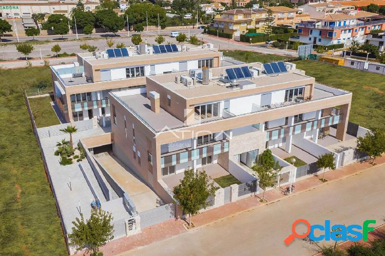 Conjunto Residencial de obra nueva en la urbanización
