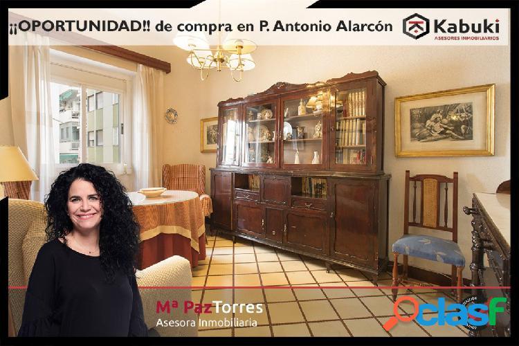 Estupenda oportunidad de compra en P. Antonio Alarcón, para