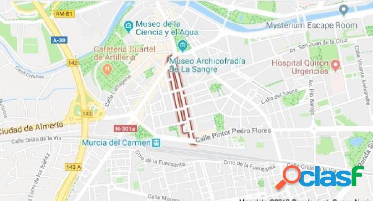 LOCAL COMERCIAL ALQUILER EN PASEO CORVERA