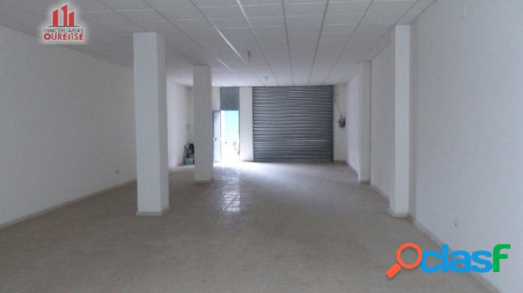 LOCAL COMERCIAL DE 160M2 EN EL COUTO.