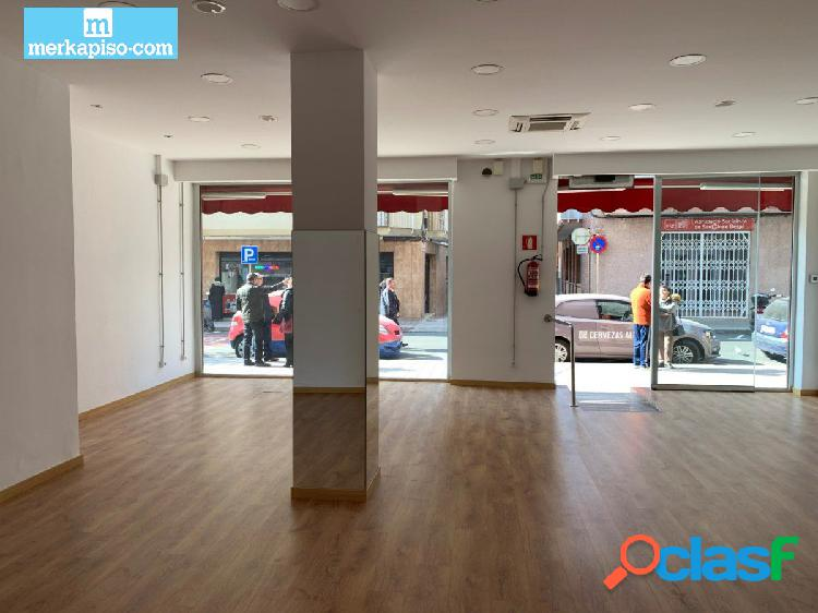 LOCAL COMERCIAL REFORMADO EN SANT JOAN DESPI