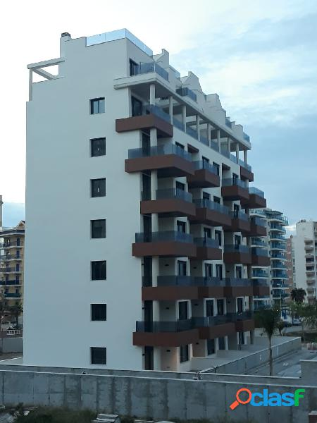 Las Dunas es un edificio residencial ubicado en Guardamar