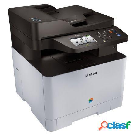 Multifuncion samsung wifi con fax laser color xpress