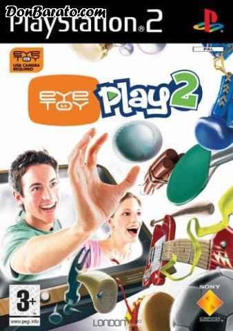 Pack eye toy play 2 y play 3 envio gratis