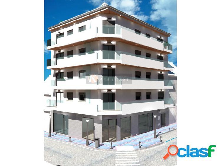 Promoción de pisos y locales en venta en zona céntrica de