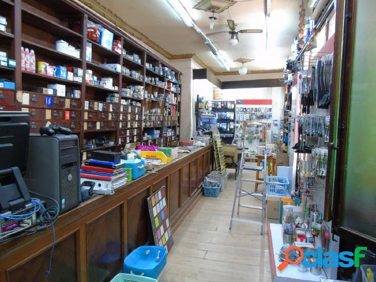 Se alquila local comercial en calle peatonal de Burjassot. /