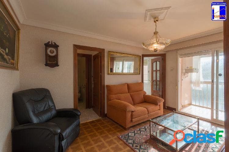 Se vende piso muy luminoso en Irun