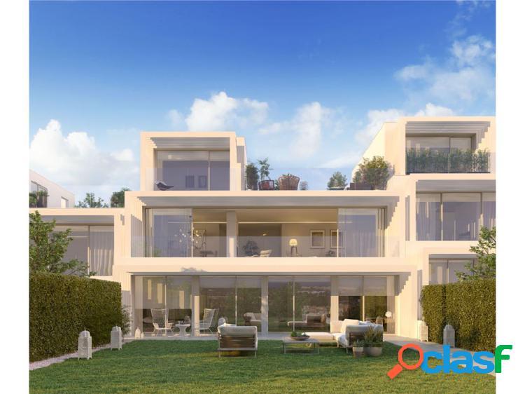 Villas de lujo a estrenar de 6 dormitorios en Sotogrande.