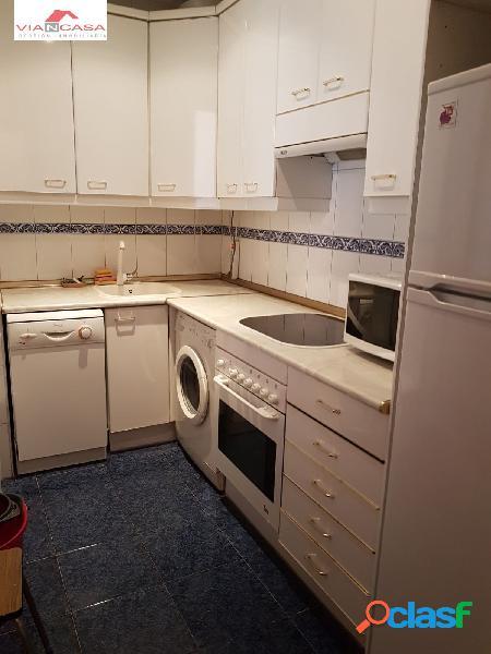Alquiler de piso en goya, reformado, lum,inoso, exterior, 2
