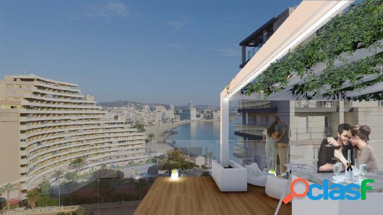 Exclusivo Residencial de Apartamentos a la venta en Calpe