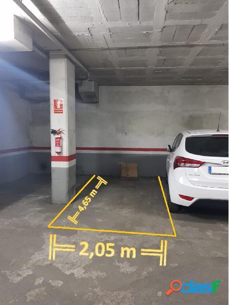 Parking en C/ Gran de St Andreu, casi esquina Rambla Onze de