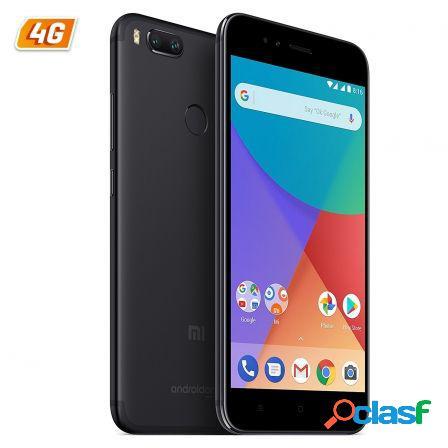 """Smartphone movil xiaomi mi a1 black - 5.5""""/13.9cm - oc"""