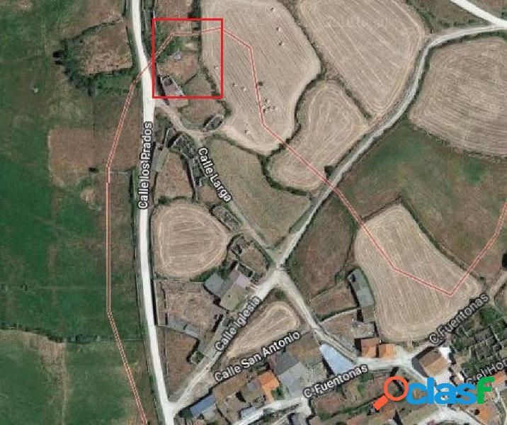 Urbis te ofrece parcela con dos edificaciones en Gejo de los