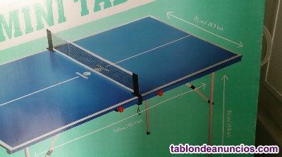 Se vende mesa de ping pong (140x73cm)