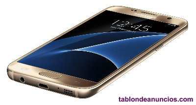 Teléfono samsung galaxy s7 edge 32 gb gold platinum