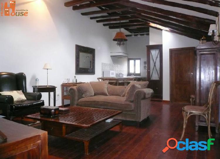 Atico alquiler 3 dormitorios en el centro de San Ildefonso