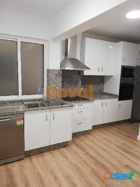 Precioso piso alquiler todo reformado cocina a estrenar