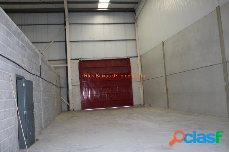 REF 2680 NAVE INDUSTRIAL DE 580 m2 SUPERFICIE EN POLÍGONO