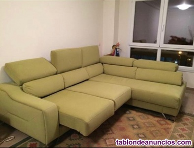 Sofa seis plazas