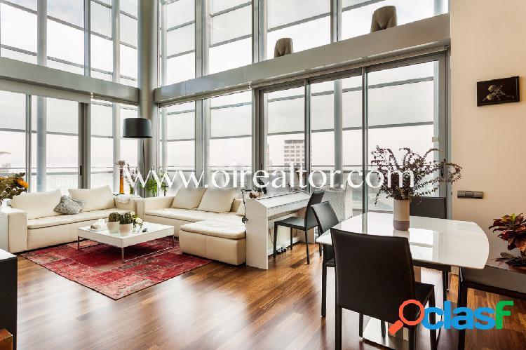 Ático Duplex en venta en Diagonal Mar,Barcelona