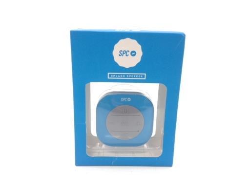 Altavoz Portatil Bluetooth Spc Splash