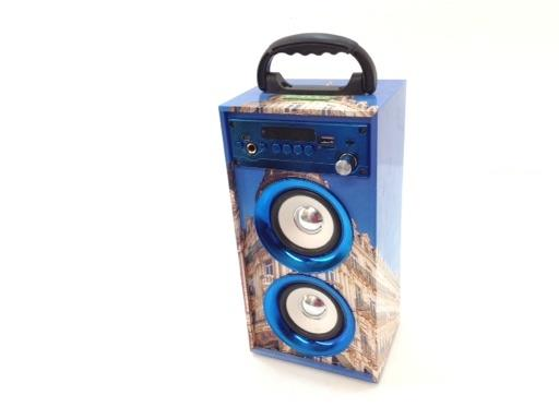 Altavoz Portatil Bluetooth Tekuon