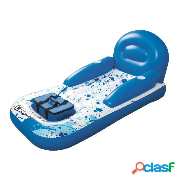 Bestway CoolerZ Flotador inflable de piscina Lazy Cooler