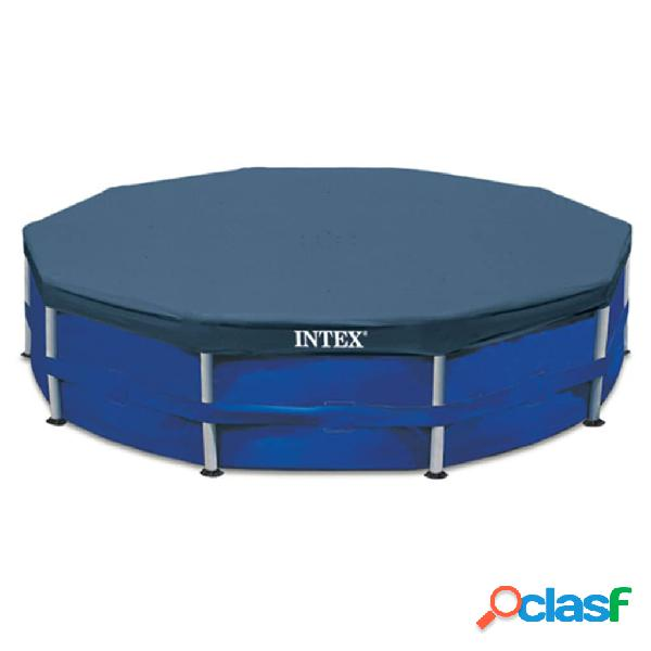 Intex Cubierta de piscina redonda 305 cm 28030