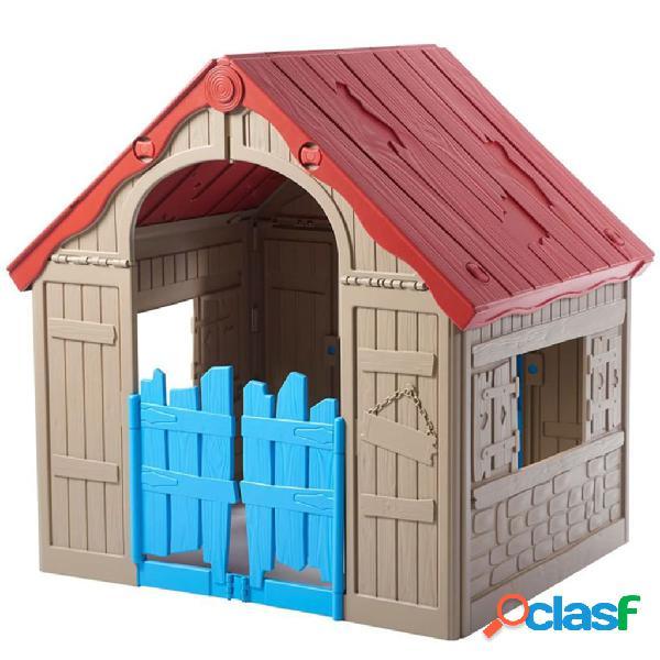 Keter Casa de juegos Wonderfold 233224