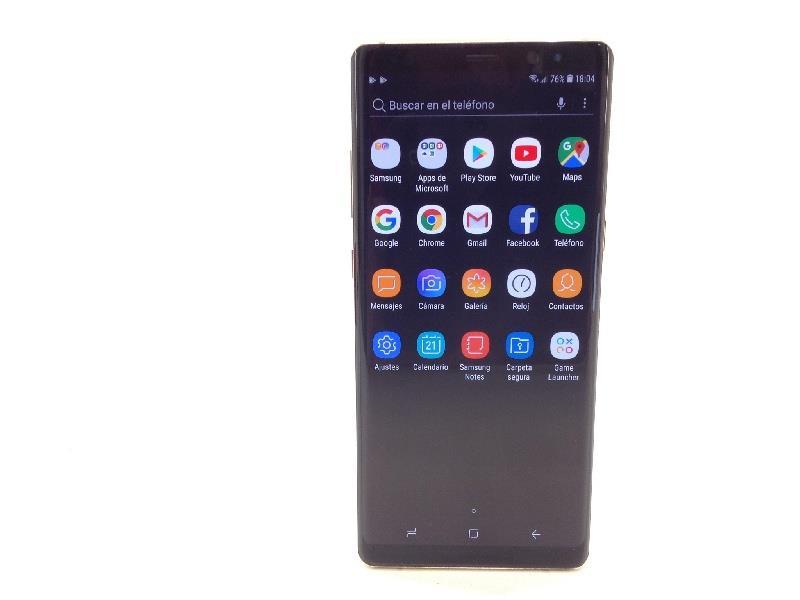 Samsung Galaxy Note 8 64Gb Usado