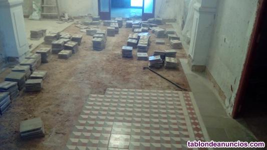 Se vende piso hidrahulico en muy buen estado