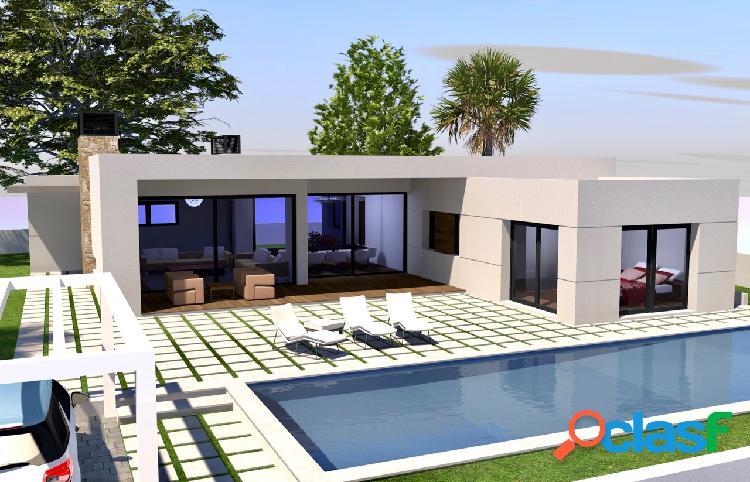 Una moderna villa ECO altament
