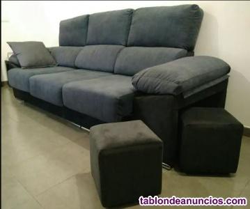Vendo sofá de 4 plazas en perfecto estado