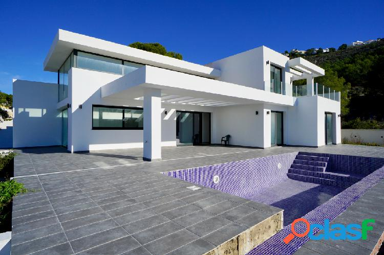 Villa de diseño moderno en ven