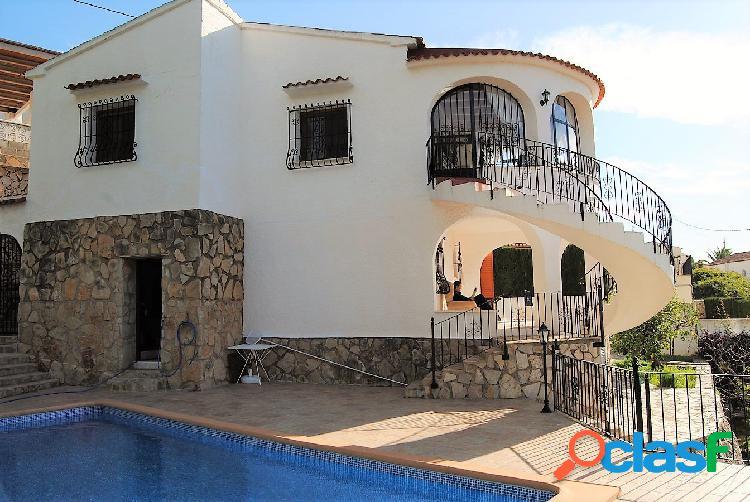 Villa en la venta en Benissa c
