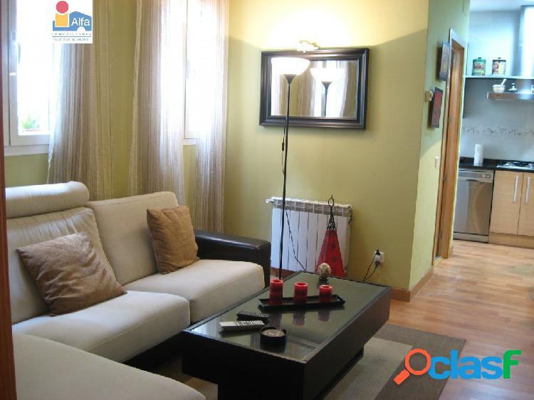 Alquiler apartamento amueblado y equipado con