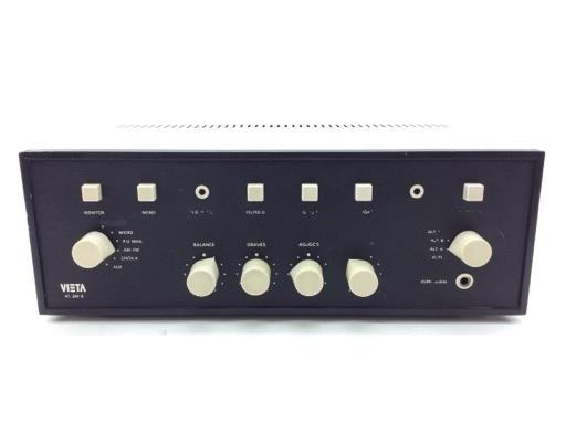 Amplificador Hifi Vieta At 240