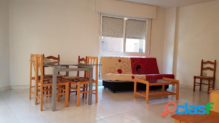 Apartamento de un dormitorio junto a la Universidad