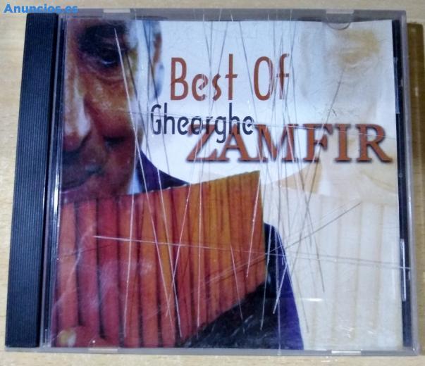 Best Of Gheorghe Zamfir CD