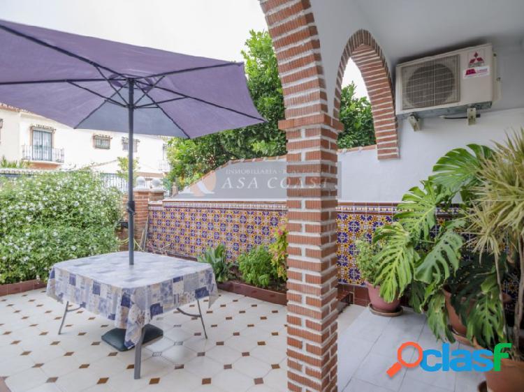 Casa adosada en venta en zona céntrica de Fuengirola