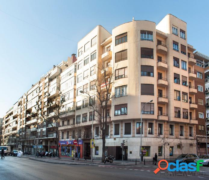 ESTUDIO HOME MADRID OFRECE espectacular piso de 131 m2,