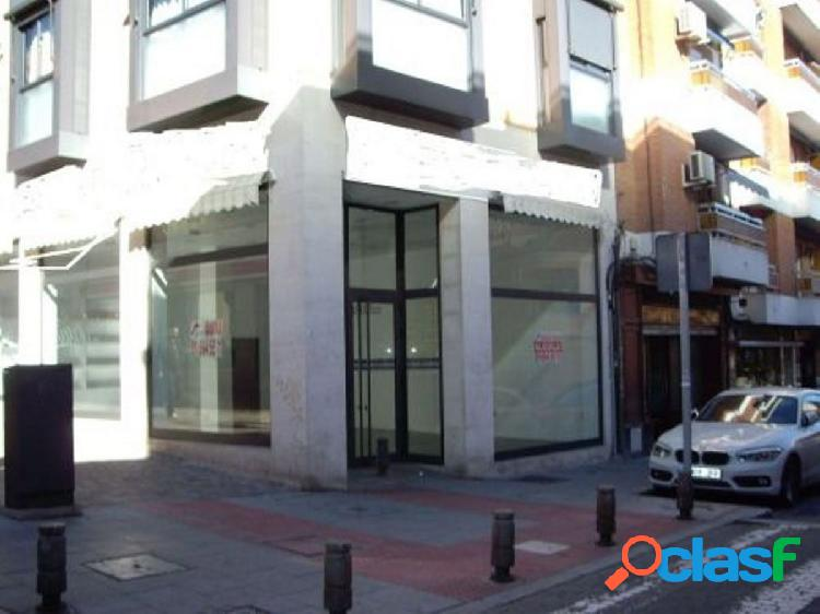 EXCLUSIVAS ROMERO. comercializa local comercial en zona de