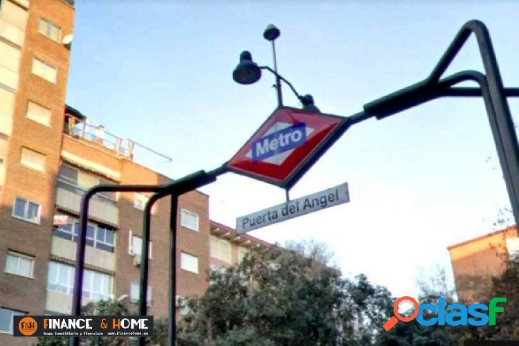FyH Vende Piso en Puerta del Ángel, Madrid.