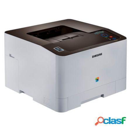 Impresora samsung wifi laser color sl-c1810w - 18/18ppm