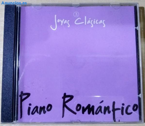 Joyas CláSicas Piano Romantico CD 1,2 Y 3