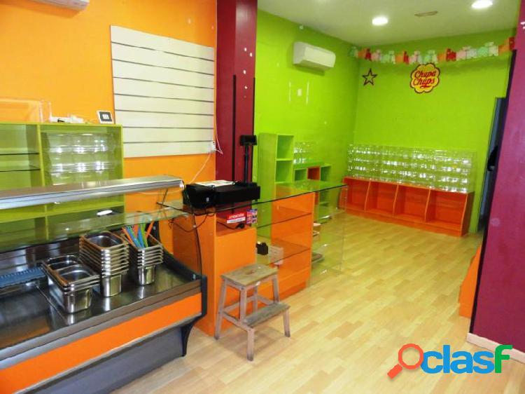 Local comercial en Madrid en el Pau carabanchel - 60 m2